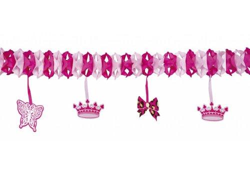 """Slinger prinsessen """"stoer"""" (4mtr)"""