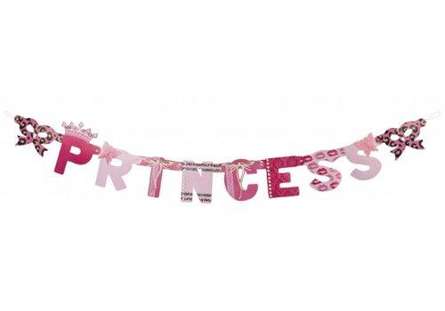 """letterslinger prinsessen """"stoer"""""""