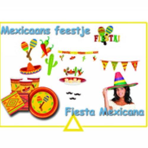Mexicaans feestje