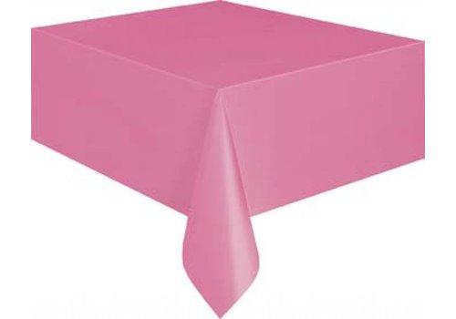 Tafelkleed roze