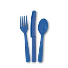 Besteksetje blauw (6p)