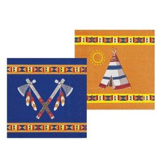 Indianen Servetten (12 stuks)