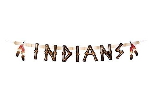 """Letterslinger """"Indians"""" (160cm)"""