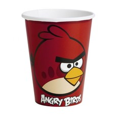 Angry Birds bekers (8st) OP=OP