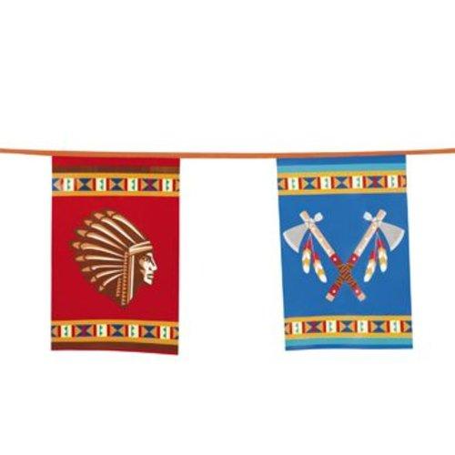 Indianenfeestje
