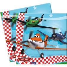 (Disney) Planes servetten (20st)