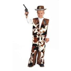 Cowboypakje (mt 140)