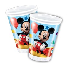 Bekers Mickey Mouse (10st)