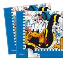 Servetten Donald Duck (20st)