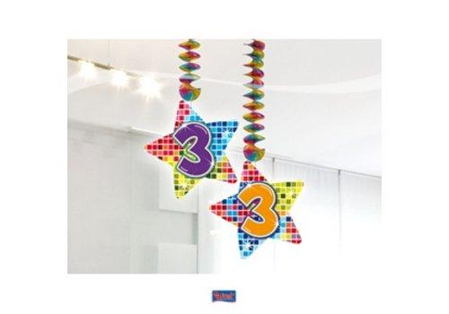 hangdecoratie 3 jaar