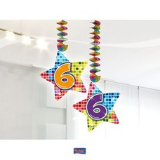 hangdecoratie 6 jaar