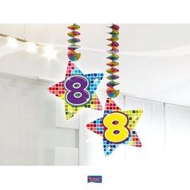 hangdecoratie 8 jaar