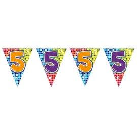 Vlaglijn 5 jaar