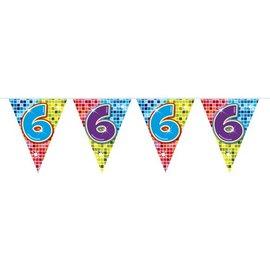 Vlaglijn 6 jaar