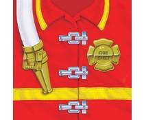Servetten Brandweer (16st)