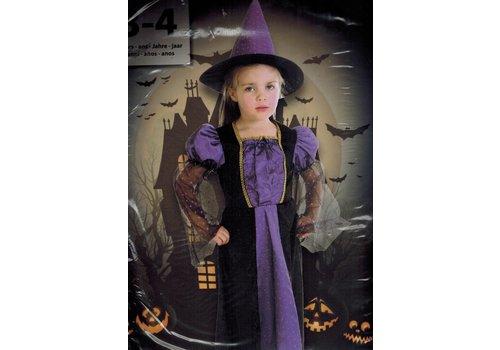 Heksenjurk (3-4 jaar)