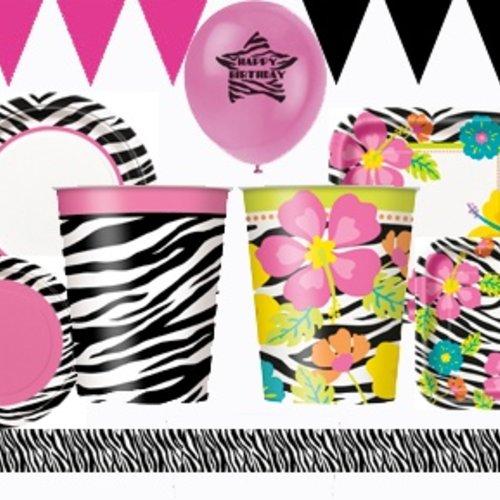 Zebra / Pink