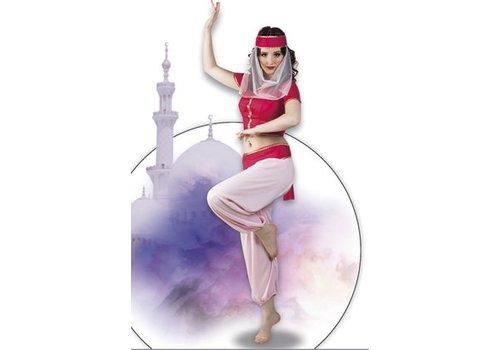 Oosterse prinses (maat M)