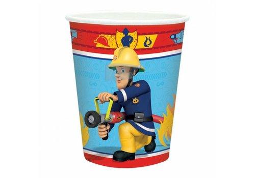 Bekers Brandweerman Sam (8st)
