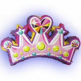 Piñata prinsessenkroon