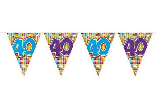 Vlaglijn 40 jaar