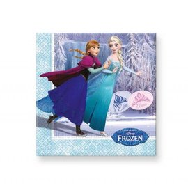 Servetten Frozen 20st