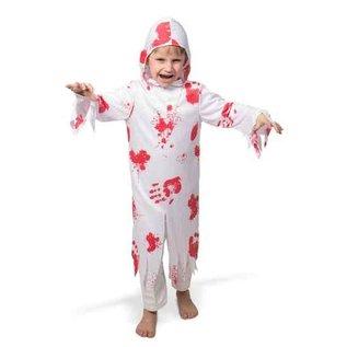 Kinderkostuum bloederig spook (6-8 jaar)