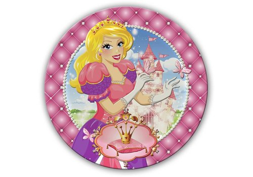 Borden Prinses (6st)