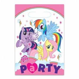 Feestzakjes My Little Pony (8st)