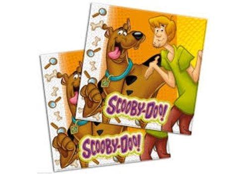 Servetten Scooby Doo (20st)