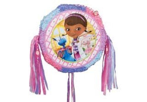 de Speelgoeddokter pull-piñata!