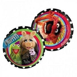 Borden Muppets (10st)