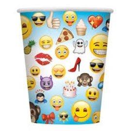 Bekers Emoji (8st)