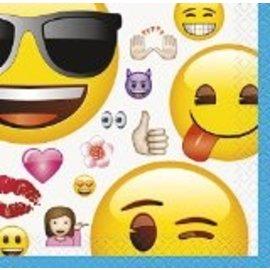 Servetten Emoji (16st)