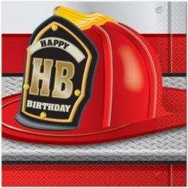 servetten brandweer (HB) (16st)