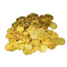 gouden munten 144 stuks