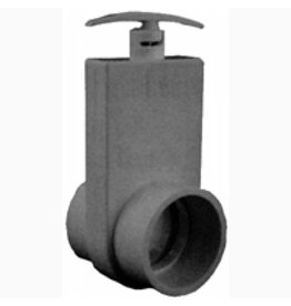 Selectkoi Slide valve 40 mm