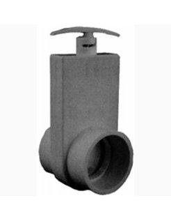 Slide valve 50 mm