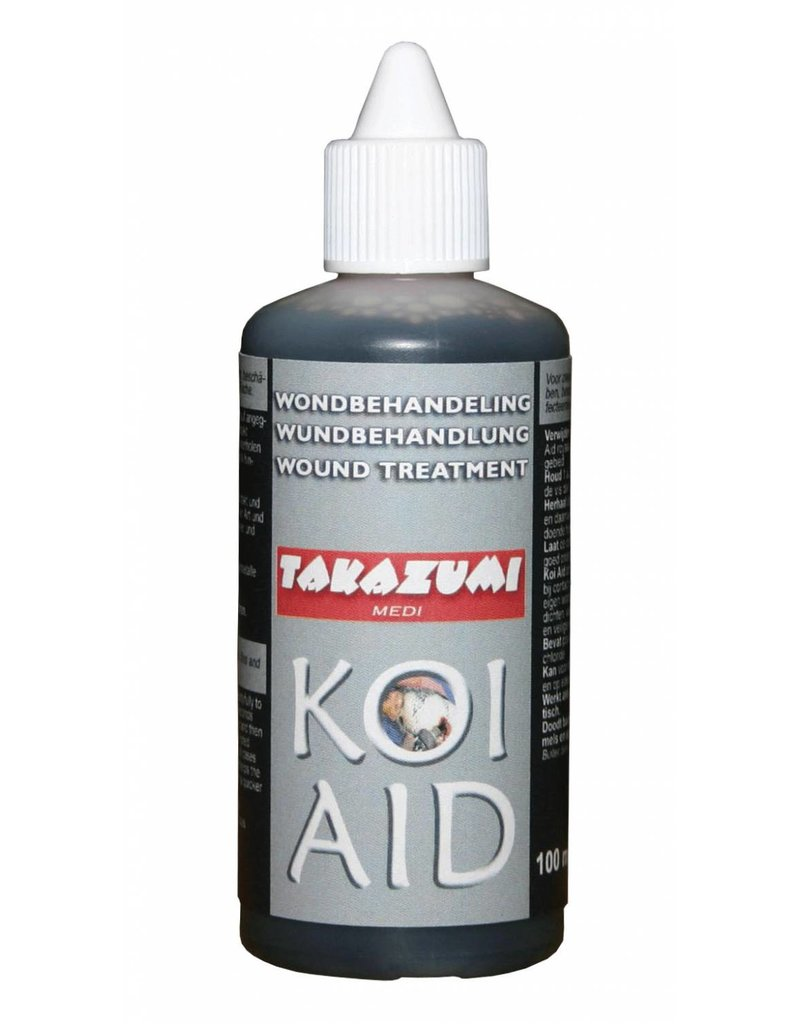 Takazumi Koi Aid 100 ml auf.