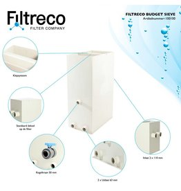 Filtreco Budget Sieve