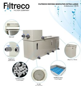 Filtreco Moving Bed Filter Extra Large