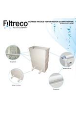 Filtreco Trickle Turm Medium (Bakki Dusche)