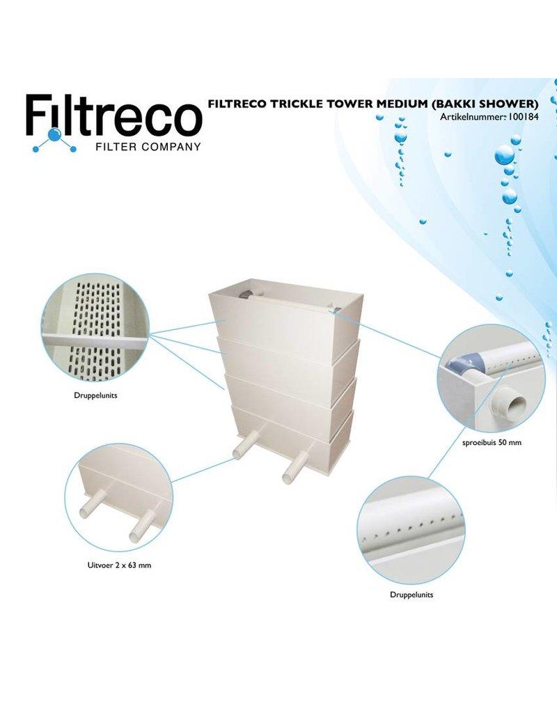 Filtreco Trickle Tower Medium (Bakki Shower)