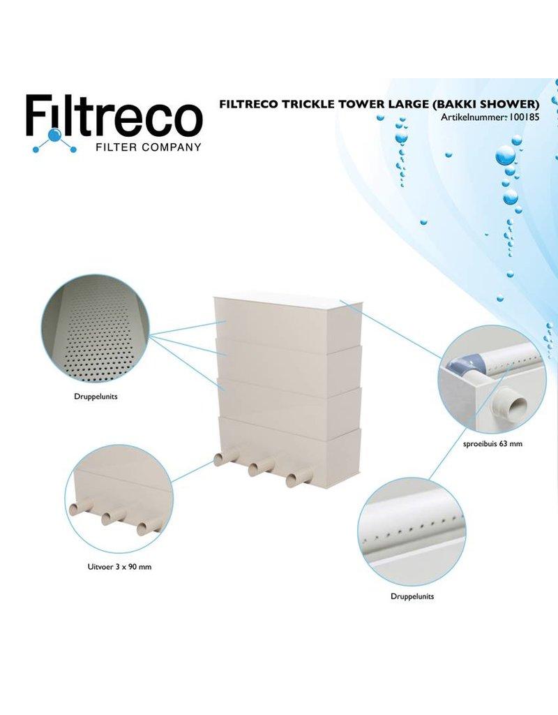 Filtreco Trickle Tower Large (Bakki Shower)