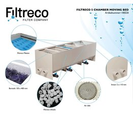 Filtreco 5 Moving Bed Chamber