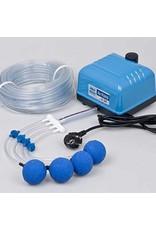 AquaForte Hallo-Flow-V-Serie Luftpumpe Set