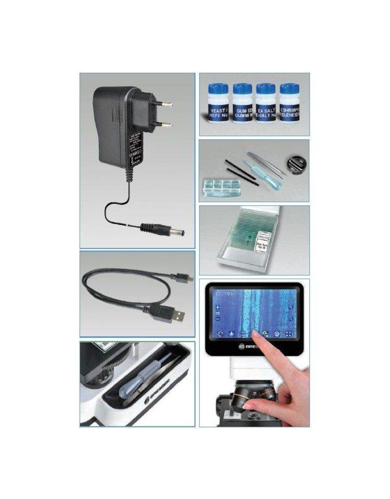 Bresser Bresser LCD Mikroskop 4.35 Zoll Touch-Display-40x-350x (1400x)
