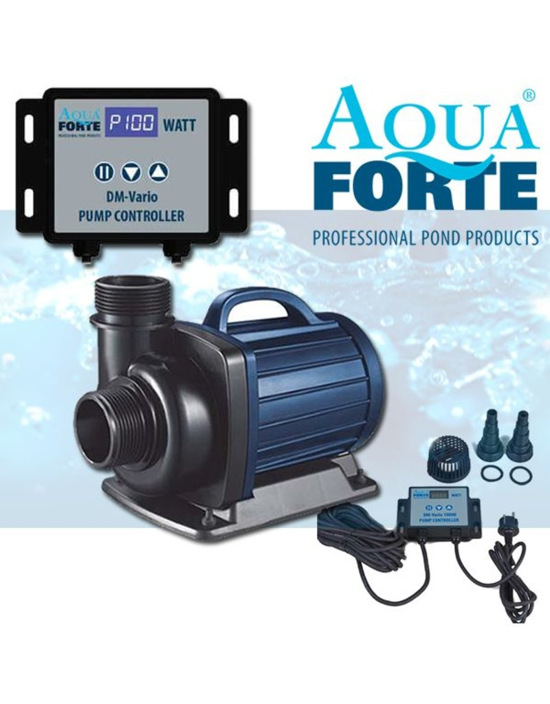 AquaForte DM Vario Series Pond / Filter Pumps