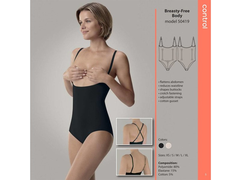 Plie Breast-Free Body