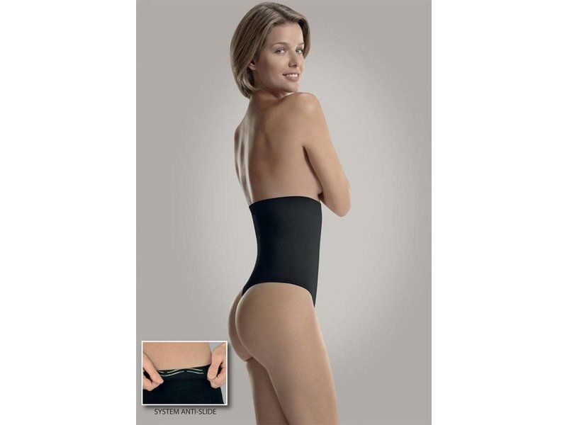 Plie High Waist Control Thong